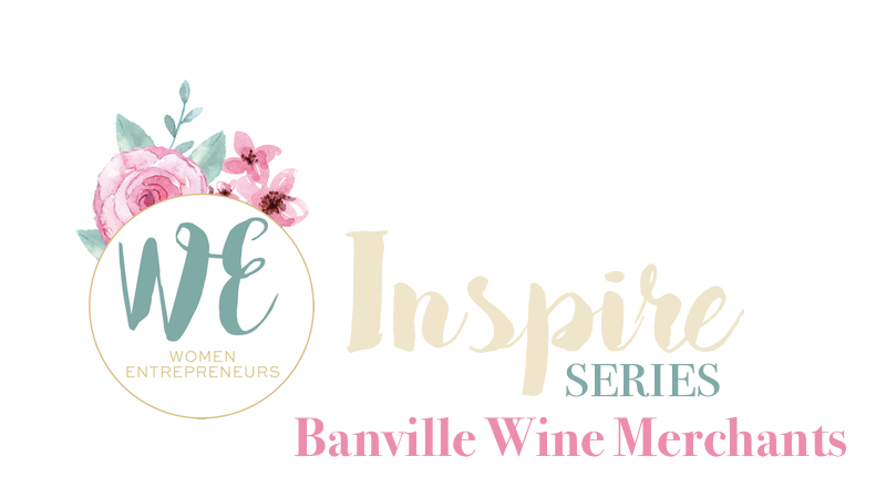 WE Inspire Banville Cover
