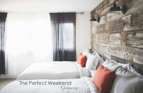 The Perfect Weekend Getaway